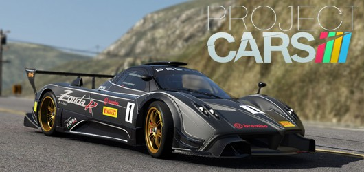 Project Cars Sans Volant