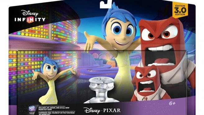 Disney Infinity 3.0 - Pack Vice Versa