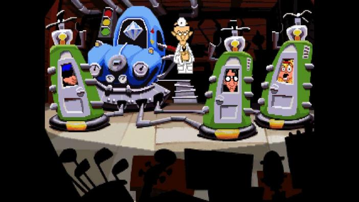 Day of The Tentacle original