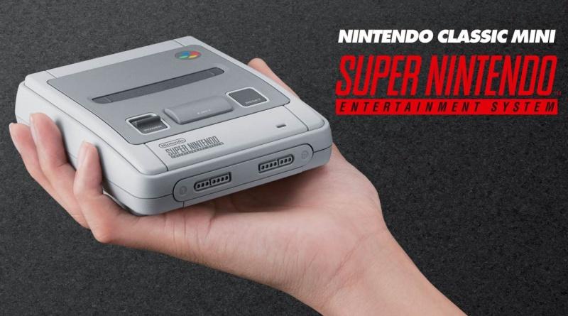 NintendoClassicMiniSNES