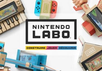 Nintendo Labo – Ça cartonne !