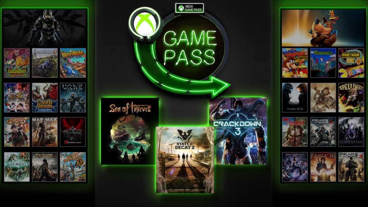 xbox game pass la premi re offre de jeux par abonnement qui peut percer gaming family. Black Bedroom Furniture Sets. Home Design Ideas