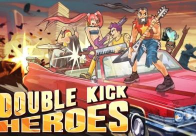Double Kick Heroes – Aperçu