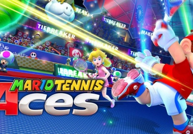 Mario Tennis Aces – Aperçu