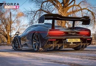 Forza Horizon 4 – La 4k n'aura jamais été aussi belle !