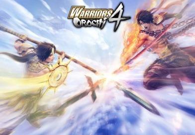 Warriors Orochi 4 – Le défouloir de cette fin d'année !