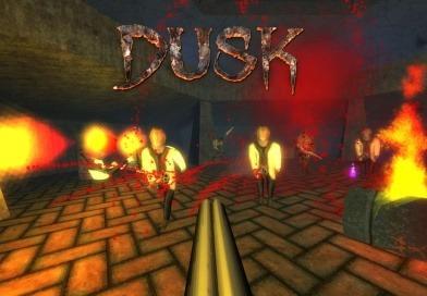 Dusk – Un fast FPS rétro endiablé