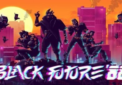 Black Future '88 – Les années 80 à nouveau à la mode !