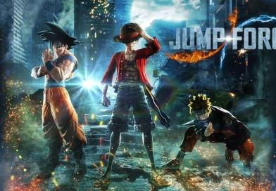 Jump Force – Un jeu pour les fans de japanime