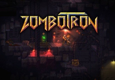 Zombotron – Du Run and Gun à l'ancienne