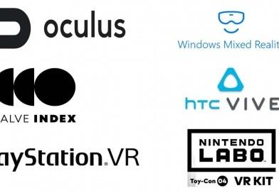 La réalité virtuelle entre dans une deuxième phase : Point sur les offres