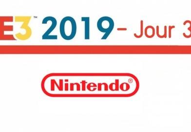E3 2019 – Résumé jour 3 (Nintendo)