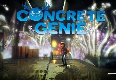 Concrete Genie – Une exclusivité feel good