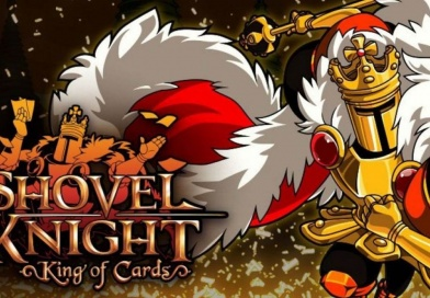 Shovel Knight King of Cards – Roi de coeur