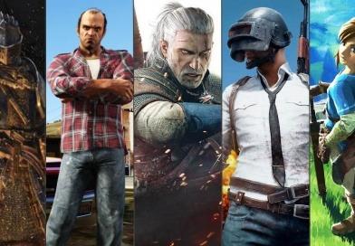 Les 5 jeux vidéo qui ont marqué la dernière décennie