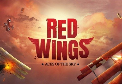Red Wings Aces of the Sky – As de l'aviation ?