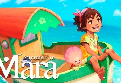 Summer in Mara – Un concurrent à Animal Crossing ?