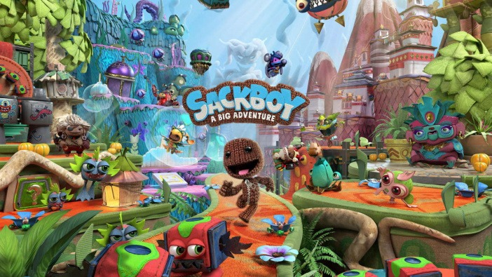 Sackboy A Big Adventure – Un patchwork feel good