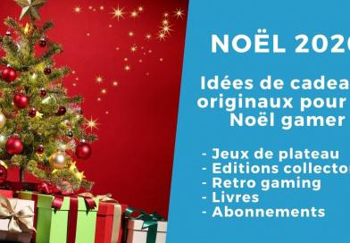 Idées de cadeaux originaux pour un Noël gamer