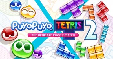 Présentation de Puyo Puyo Tetris 2