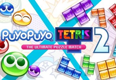 Puyo Puyo Tetris 2 – Le retour du crossover de Puzzle Games
