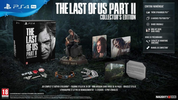 the last of us part II édition collector
