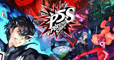 Test de Persona 5 Strikers