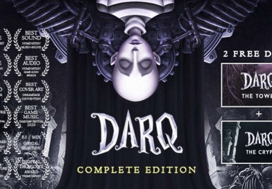 DARQ Complete Edition – Un puzzle game burtonesque