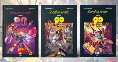 Présentation Collection Génération Jeu Vidéo