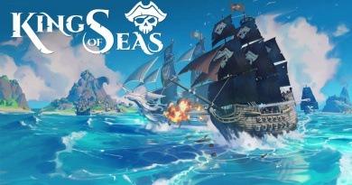 Test de King of Seas