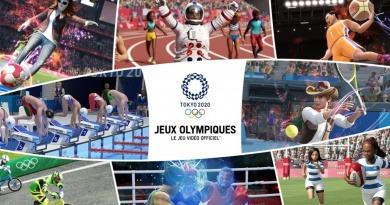 Test Jeux Olympiques de Tokyo 2020 Le Jeu officiel - Test