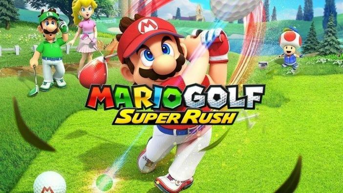 Mario Golf Super Rush – Le jeu apéro de l'été ?