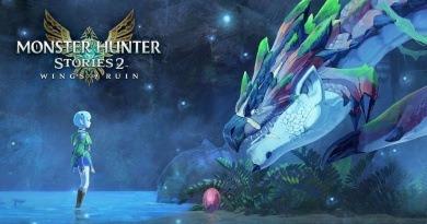 Test Monster Hunter Stories 2 Wings Of Ruin