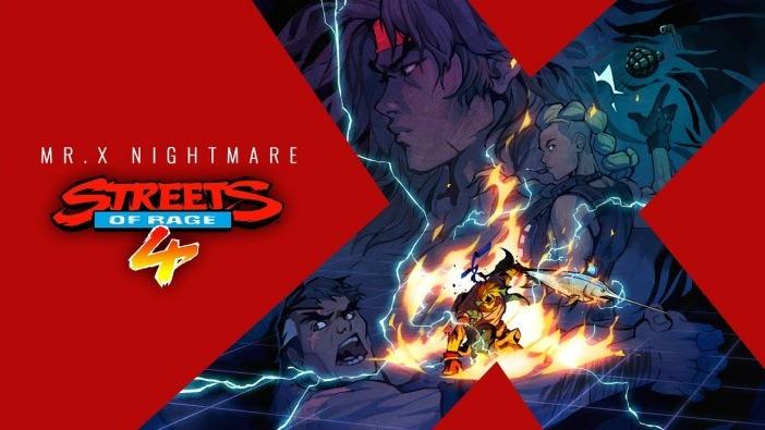 Streets Of Rage 4 – Mr. X Nightmare – Un DLC coup de poing ?