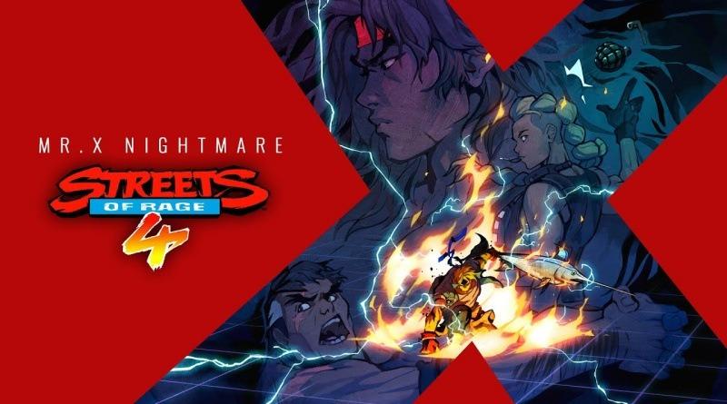 Test de Mr. Nightmare le DLC de Streets Of Rage 4