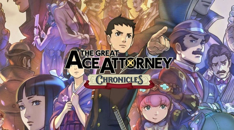 Test - The Great Ace Attorney Chronicles